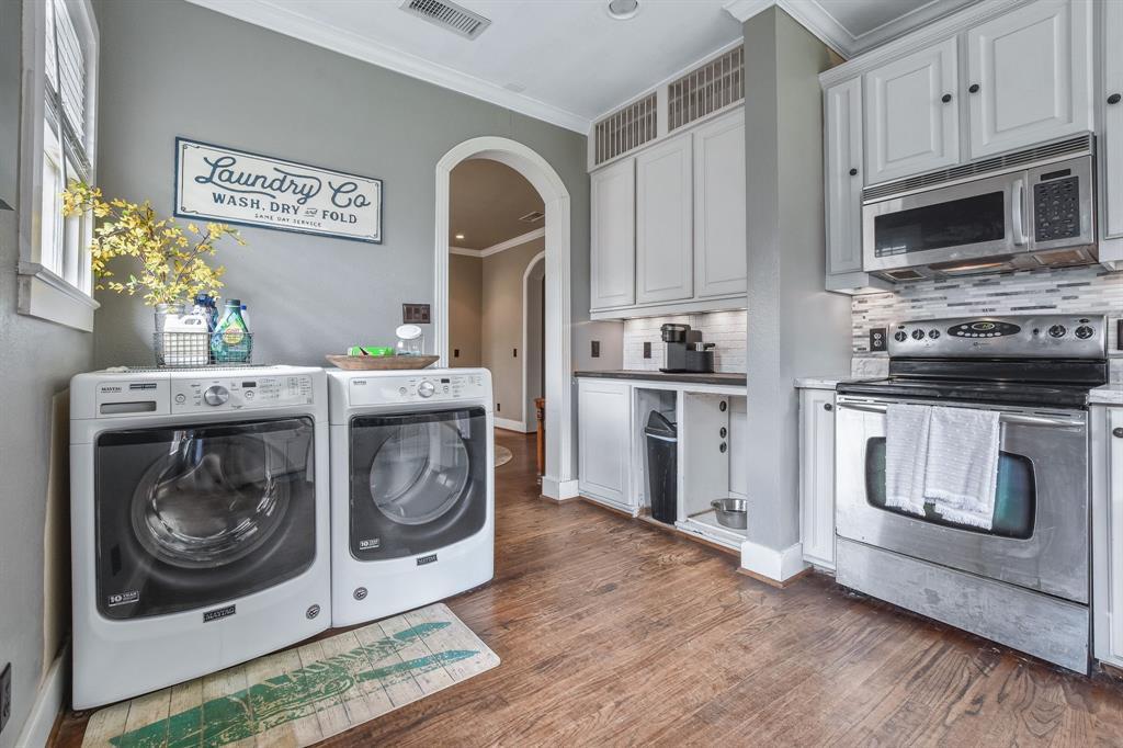 201 Pecan  Street, Terrell, Texas 75160 - acquisto real estate best new home sales realtor linda miller executor real estate