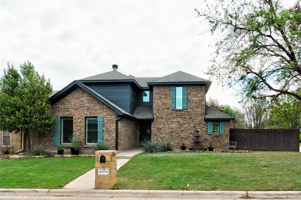 13 Wynrush  Circle, Abilene, Texas 79606 - Acquisto Real Estate best plano realtor mike Shepherd home owners association expert