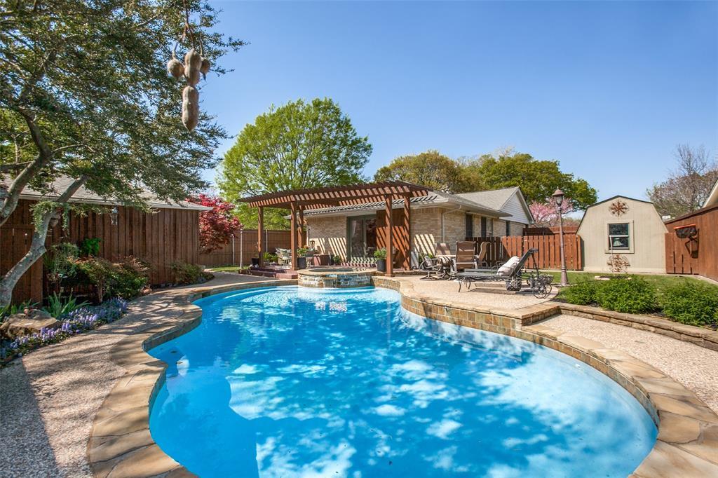 717 Ridgedale Drive, Richardson, Texas 75080 - acquisto real estate best realtor dfw jody daley liberty high school realtor