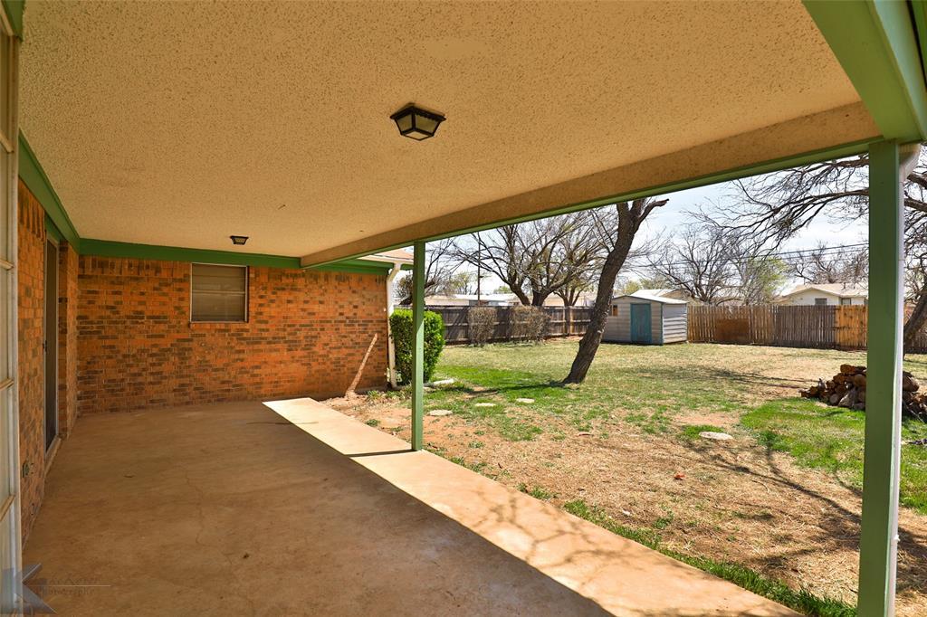 2909 21st  Street, Abilene, Texas 79605 - acquisto real estate nicest realtor in america shana acquisto