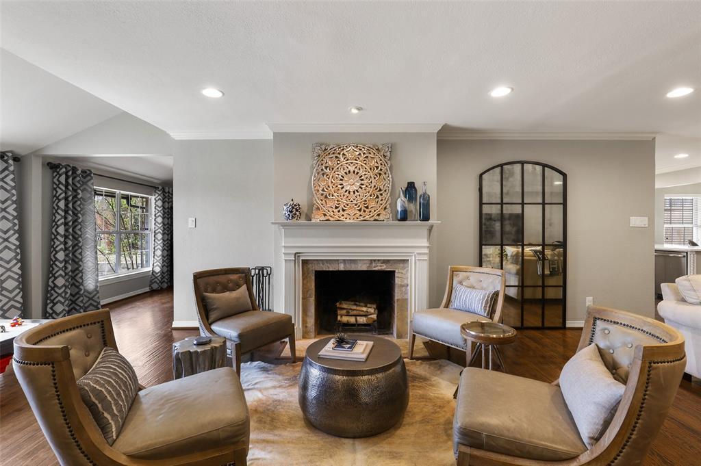 6843 La Vista  Drive, Dallas, Texas 75214 - acquisto real estate best the colony realtor linda miller the bridges real estate