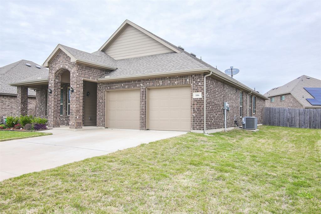 106 Cantle  Street, Waxahachie, Texas 75165 - acquisto real estate best allen realtor kim miller hunters creek expert