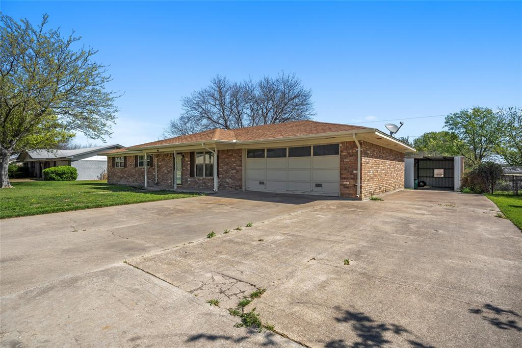 615 Ave O Clifton, Texas 76634 - acquisto real estate best the colony realtor linda miller the bridges real estate