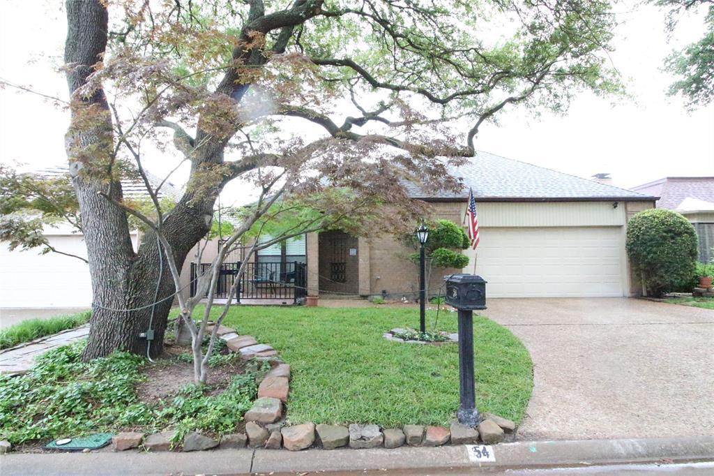 54 Crown  Place, Richardson, Texas 75080 - Acquisto Real Estate best mckinney realtor hannah ewing stonebridge ranch expert