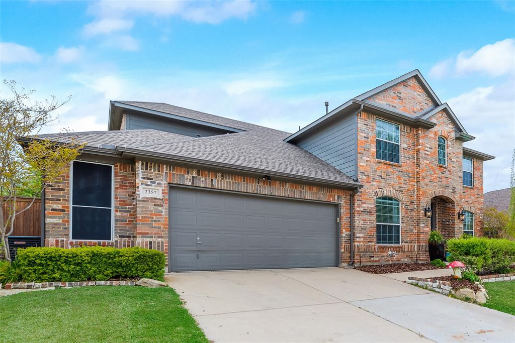 2357 Sunshine  Drive, Little Elm, Texas 75068 - acquisto real estate best the colony realtor linda miller the bridges real estate
