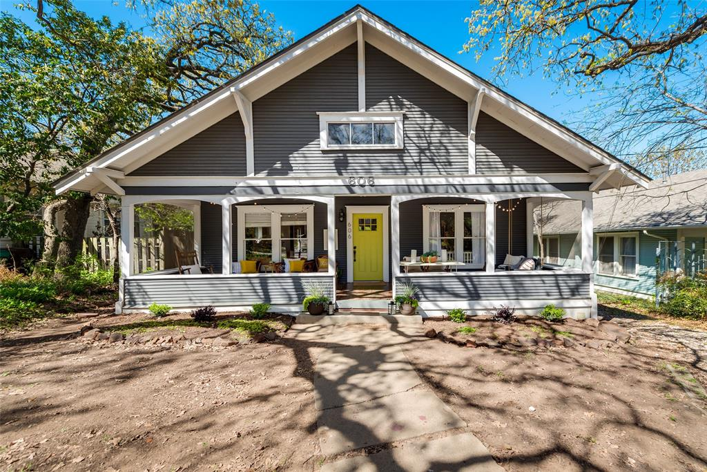 606 Pearl Street, Denton, Texas 76201 - Acquisto Real Estate best plano realtor mike Shepherd home owners association expert