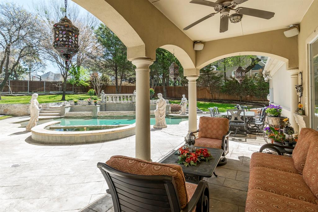 1403 Exeter  Court, Southlake, Texas 76092 - acquisto real estate best park cities realtor kim miller best staging agent