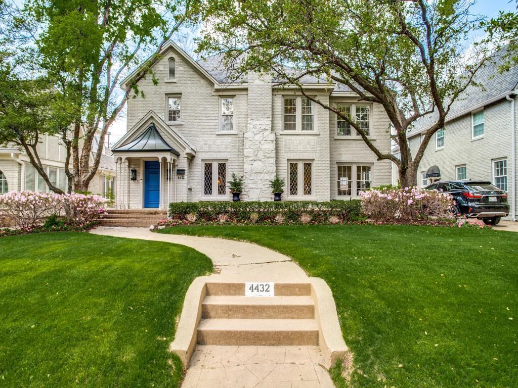 4432 Edmondson  Avenue, Highland Park, Texas 75205 - Acquisto Real Estate best plano realtor mike Shepherd home owners association expert