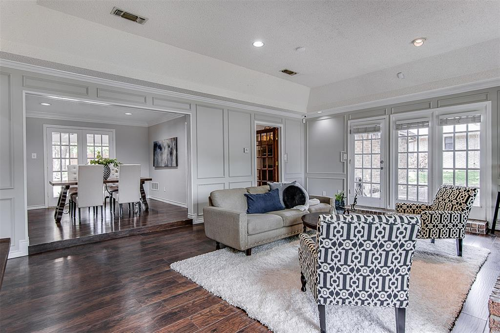 6909 Battle Creek  Road, Fort Worth, Texas 76116 - acquisto real estate best real estate company to work for