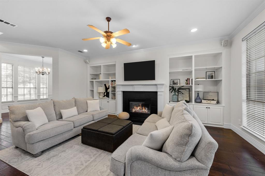 708 Hidden Woods  Drive, Keller, Texas 76248 - acquisto real estate best allen realtor kim miller hunters creek expert