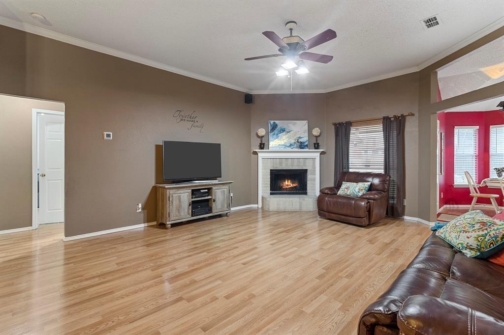 101 Saint James  Court, Rhome, Texas 76078 - acquisto real estate best allen realtor kim miller hunters creek expert