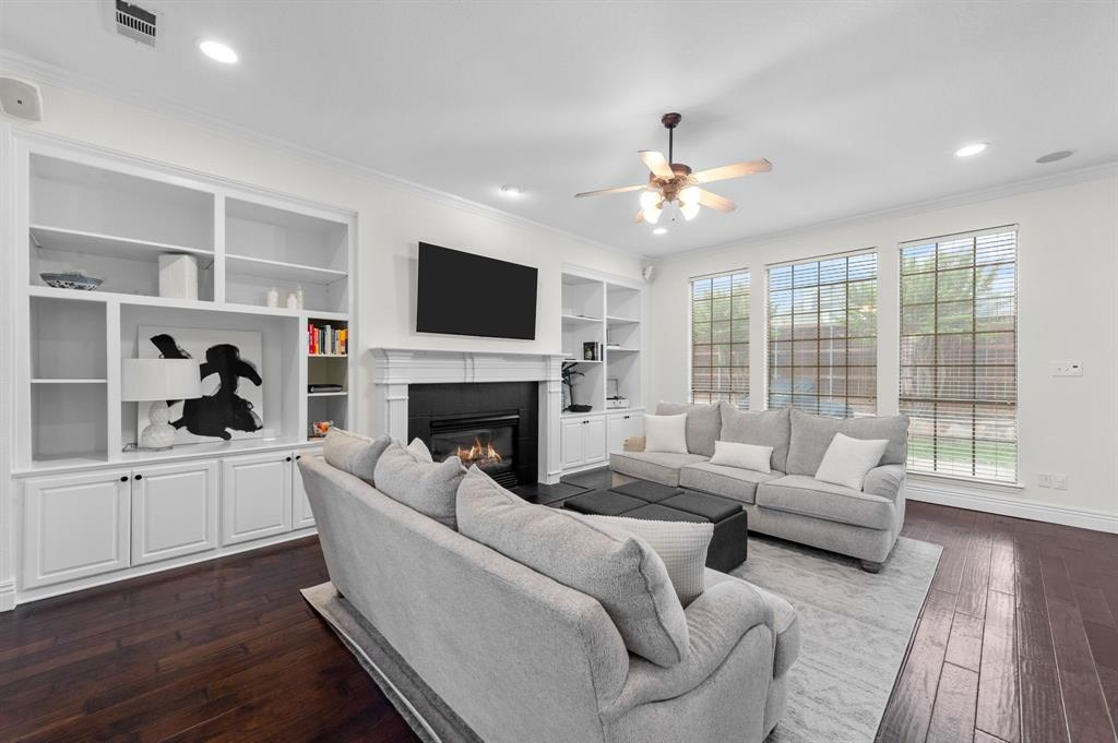 708 Hidden Woods  Drive, Keller, Texas 76248 - acquisto real estate best highland park realtor amy gasperini fast real estate service