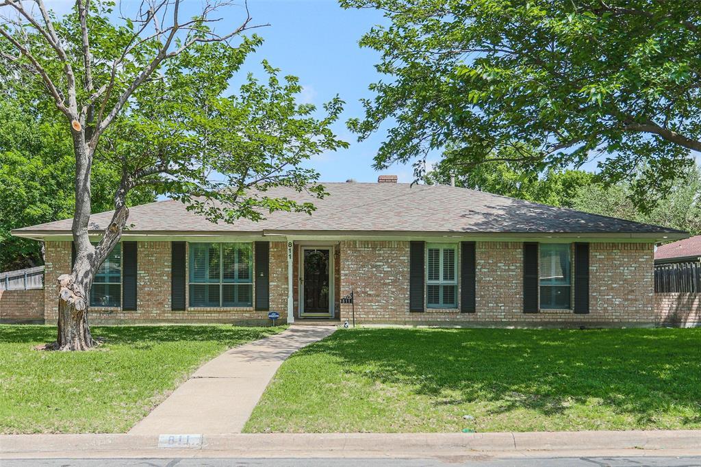 811 Lake Highlands  Drive, Allen, Texas 75002 - Acquisto Real Estate best mckinney realtor hannah ewing stonebridge ranch expert