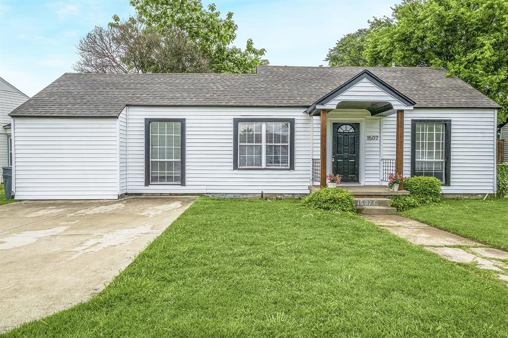 1507 Newport  Avenue, Dallas, Texas 75224 - Acquisto Real Estate best plano realtor mike Shepherd home owners association expert