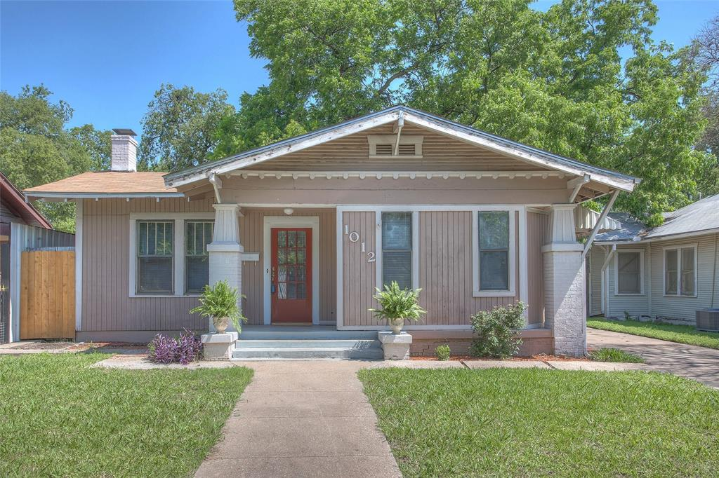 1012 Orange  Street, Fort Worth, Texas 76110 - Acquisto Real Estate best plano realtor mike Shepherd home owners association expert