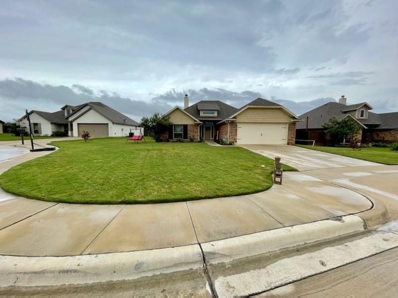 1836 Town Creek  Circle, Weatherford, Texas 76086 - Acquisto Real Estate best mckinney realtor hannah ewing stonebridge ranch expert