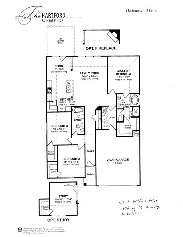 5717 Wilford  Drive, McKinney, Texas 75070 - acquisto real estate best allen realtor kim miller hunters creek expert