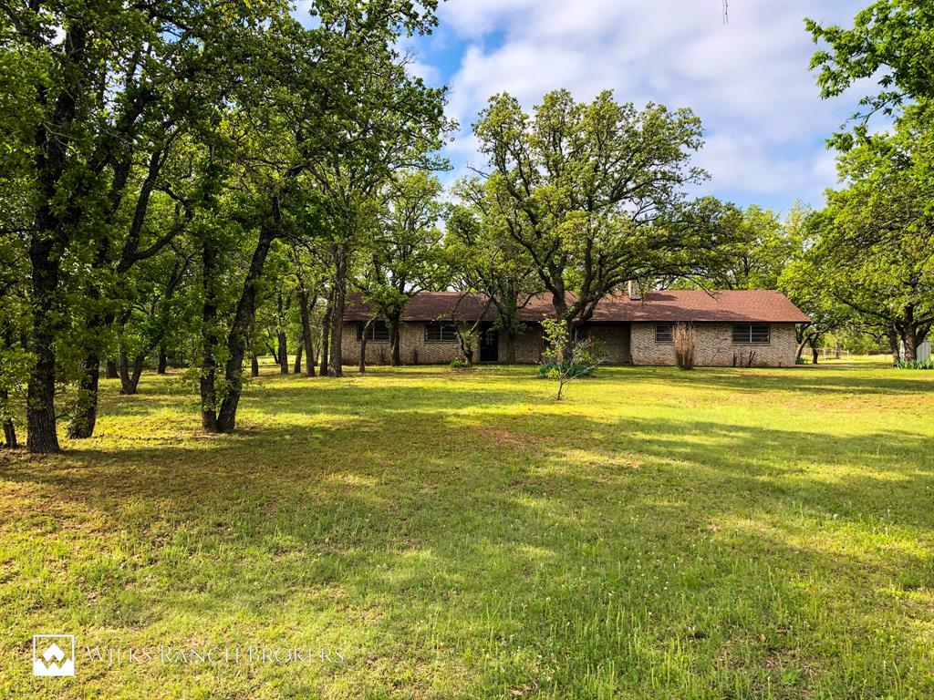 395 Medlan Chapel  Road, Graham, Texas 76450 - acquisto real estate best allen realtor kim miller hunters creek expert