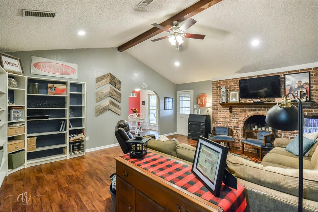 1118 Piedmont  Drive, Abilene, Texas 79601 - acquisto real estate best real estate company to work for