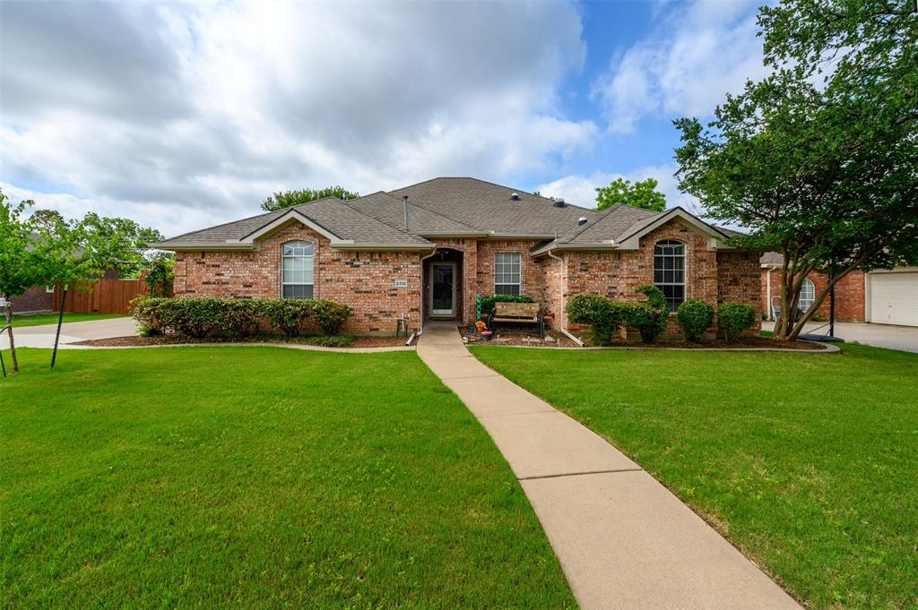 2312 High Meadow  Drive, Denton, Texas 76208 - Acquisto Real Estate best plano realtor mike Shepherd home owners association expert