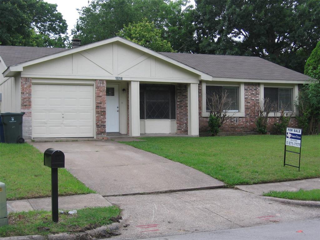 1818 Bosque  Drive, Garland, Texas 75040 - acquisto real estate best the colony realtor linda miller the bridges real estate