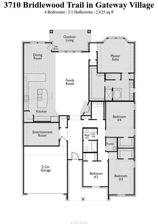 3710 Bridlewood  Trail, Denison, Texas 75020 - acquisto real estate best allen realtor kim miller hunters creek expert