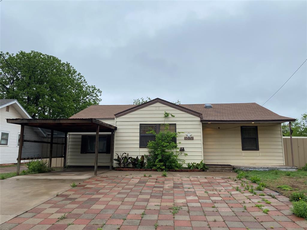 3218 11th  Street, Abilene, Texas 79605 - acquisto real estate best allen realtor kim miller hunters creek expert