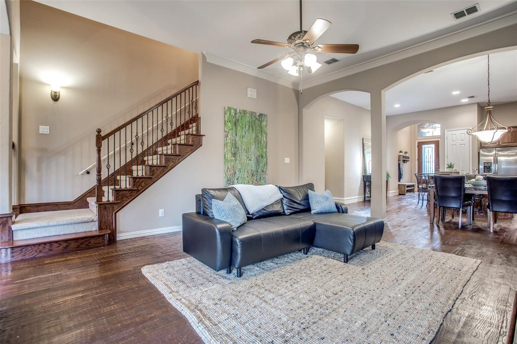 6421 Wind Song  Drive, McKinney, Texas 75071 - acquisto real estate best real estate company to work for