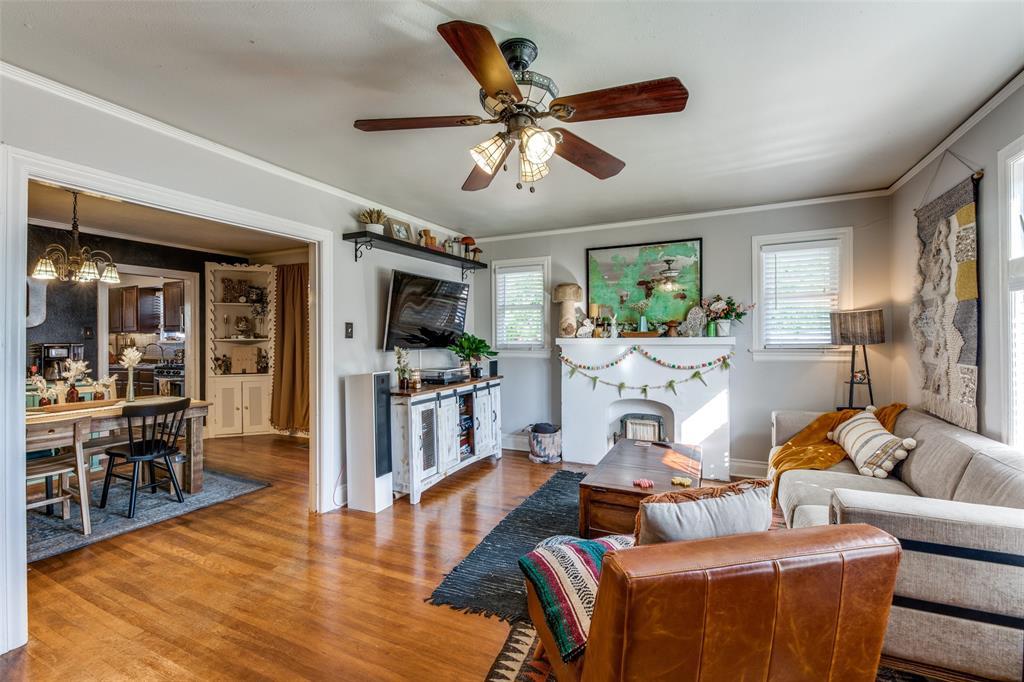 2419 Grigsby  Avenue, Dallas, Texas 75204 - acquisto real estate best the colony realtor linda miller the bridges real estate