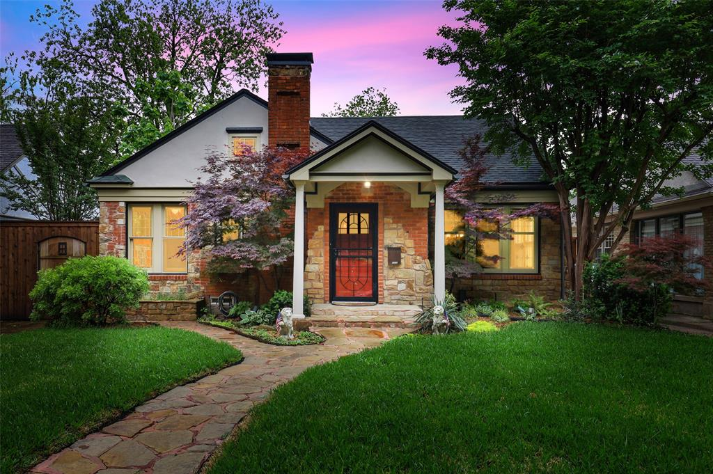 5838 Monticello  Avenue, Dallas, Texas 75206 - Acquisto Real Estate best plano realtor mike Shepherd home owners association expert