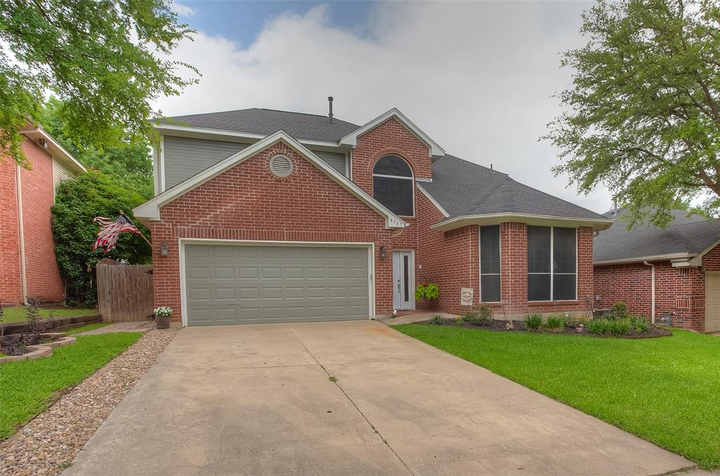 4737 Misty Ridge  Drive, Fort Worth, Texas 76137 - Acquisto Real Estate best plano realtor mike Shepherd home owners association expert