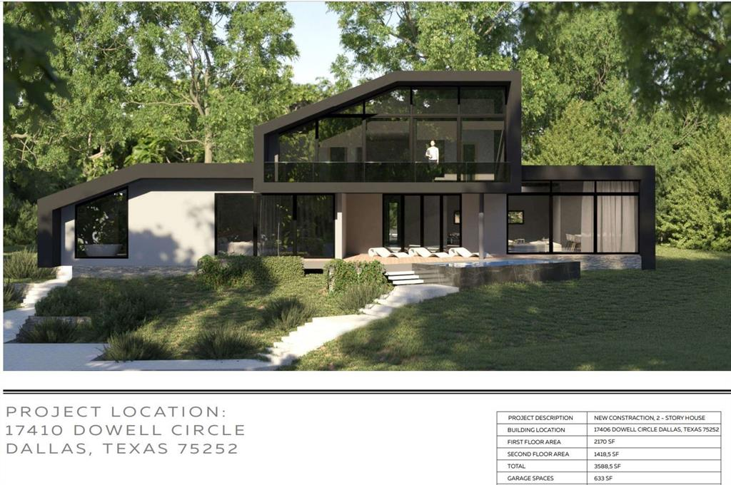 17410 Dowell  Circle, Dallas, Texas 75252 - acquisto real estate best real estate company to work for