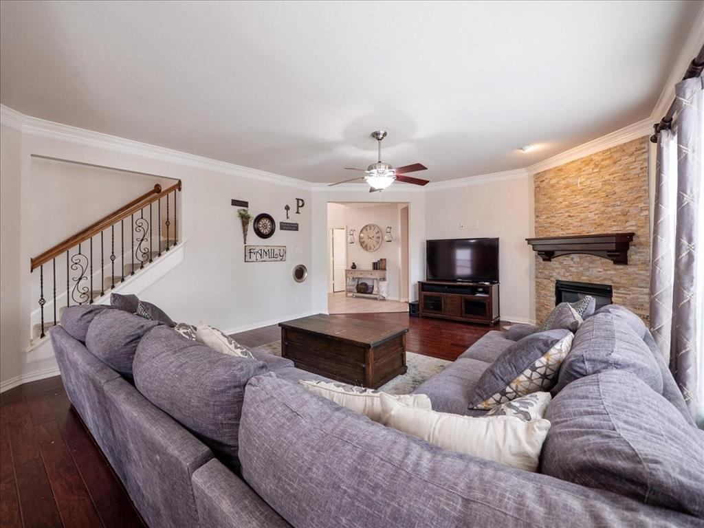 636 Campolina  Drive, Grand Prairie, Texas 75052 - acquisto real estate best prosper realtor susan cancemi windfarms realtor