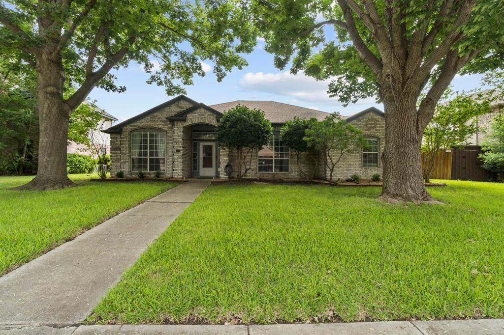 815 Ridgemont  Drive, Allen, Texas 75002 - acquisto real estate best realtor dfw jody daley liberty high school realtor