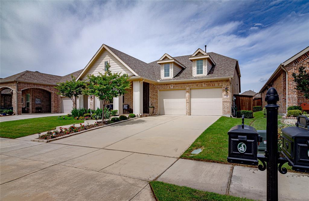 516 Caudle  Lane, Savannah, Texas 76227 - acquisto real estate best prosper realtor susan cancemi windfarms realtor