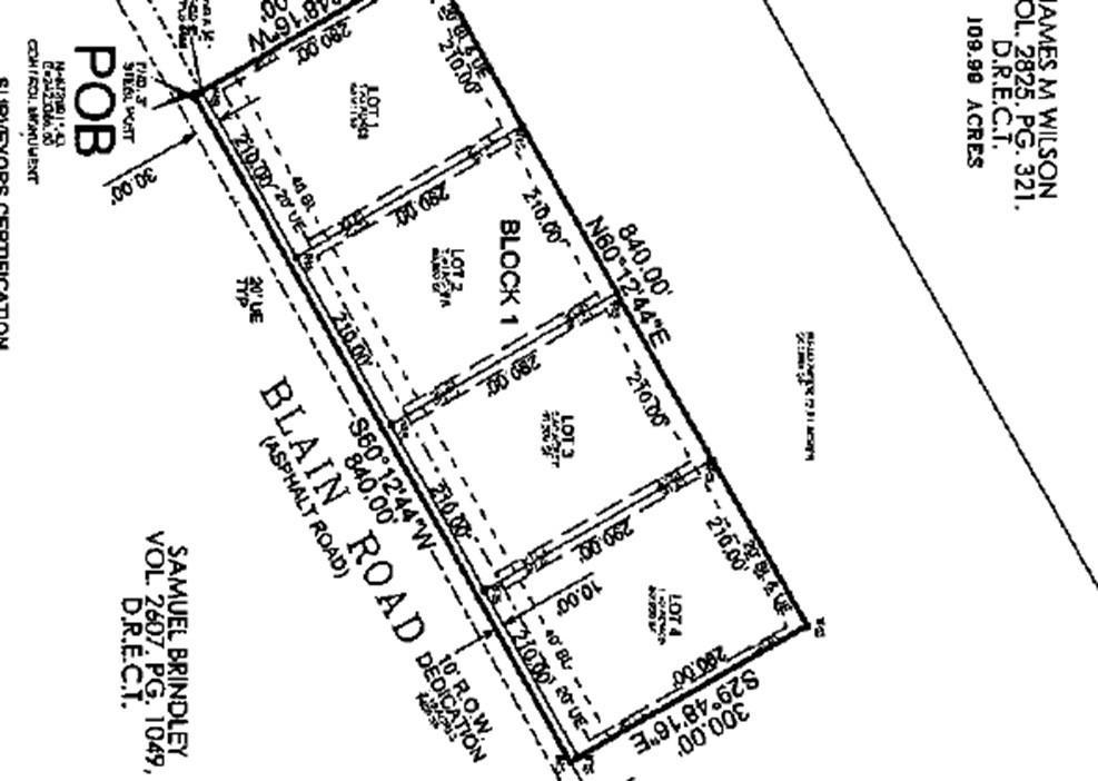TBD BLAIN  Maypearl, Texas 76064 - Acquisto Real Estate best mckinney realtor hannah ewing stonebridge ranch expert