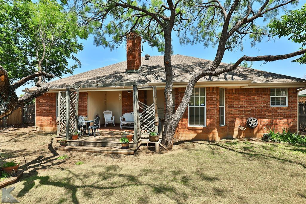 918 Reeves  Street, Abilene, Texas 79602 - acquisto real estate best prosper realtor susan cancemi windfarms realtor