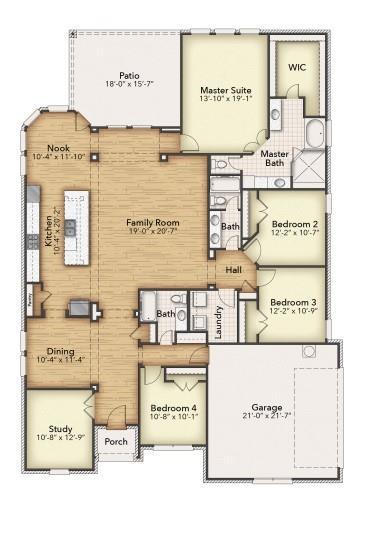 13508 Prairie Vista  Lane, Ponder, Texas 76259 - acquisto real estate best listing agent in the nation shana acquisto estate realtor