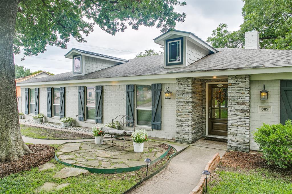 809 Wheelwood  Drive, Hurst, Texas 76053 - acquisto real estate best allen realtor kim miller hunters creek expert