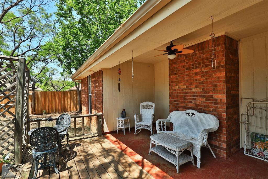 918 Reeves  Street, Abilene, Texas 79602 - acquisto real estate best park cities realtor kim miller best staging agent
