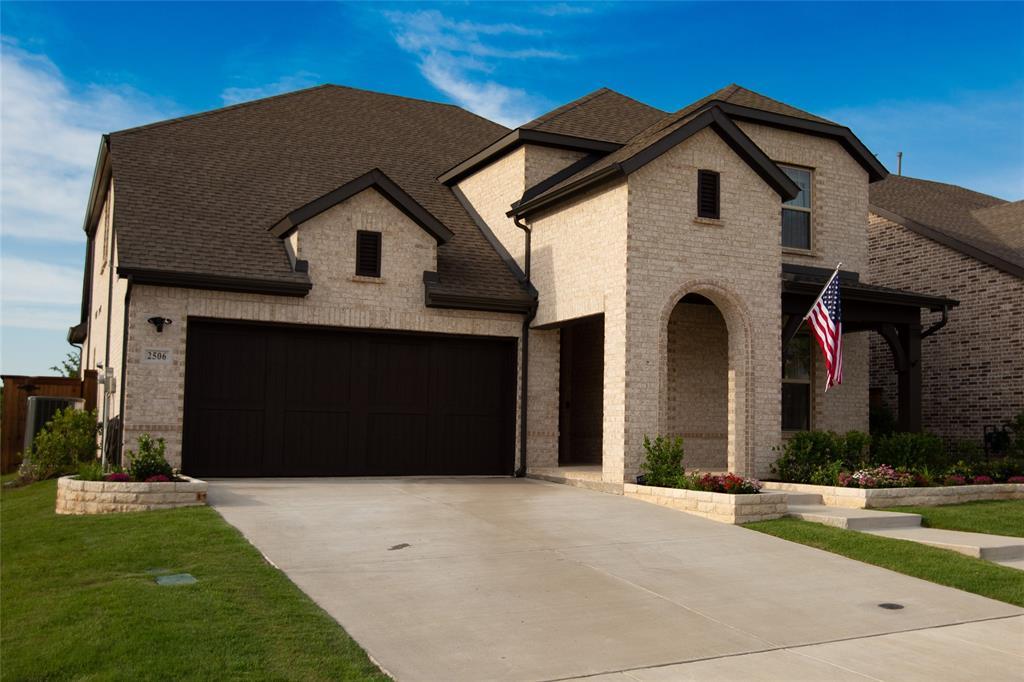 2506 War Admiral  Street, Celina, Texas 75009 - acquisto real estate best listing photos hannah ewing mckinney real estate expert