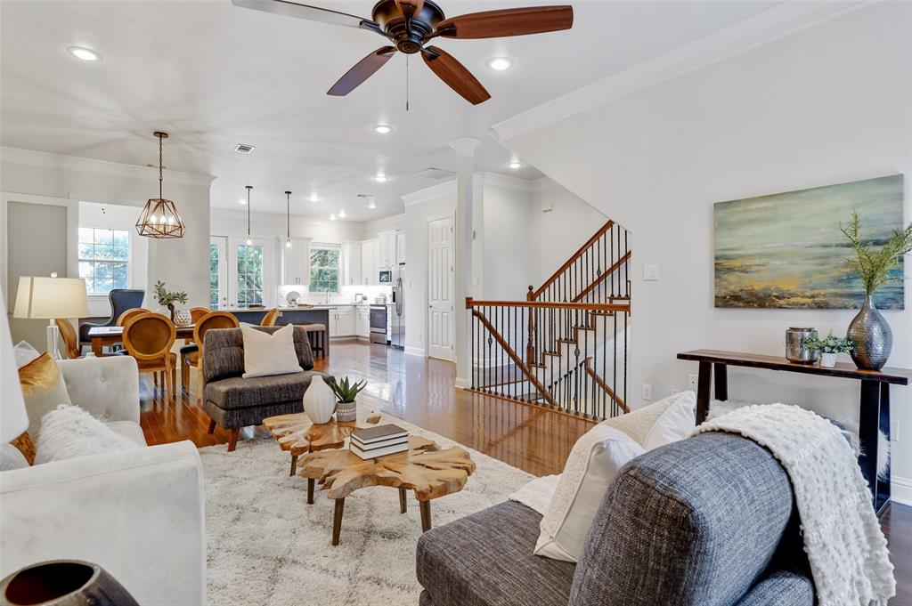 5803 Lewis  Street, Dallas, Texas 75206 - acquisto real estate best real estate company to work for