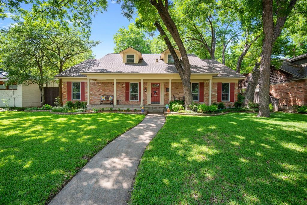 9525 Spring Branch  Drive, Dallas, Texas 75238 - Acquisto Real Estate best plano realtor mike Shepherd home owners association expert