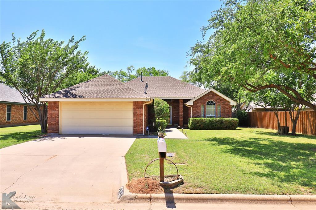 918 Reeves  Street, Abilene, Texas 79602 - Acquisto Real Estate best plano realtor mike Shepherd home owners association expert