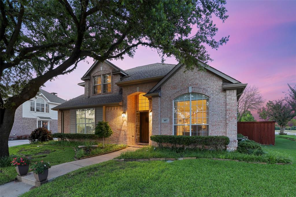 407 Clover Leaf  Lane, McKinney, Texas 75072 - acquisto real estate best the colony realtor linda miller the bridges real estate