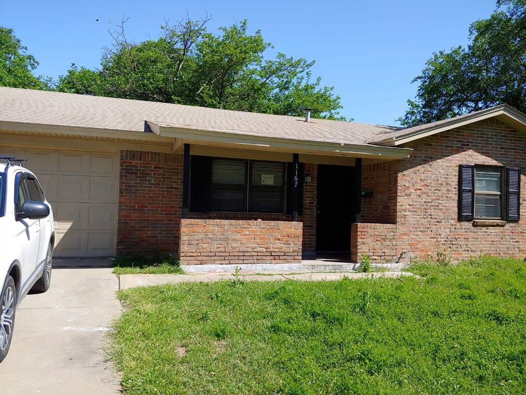 1167 Claer  Drive, Fort Worth, Texas 76115 - Acquisto Real Estate best plano realtor mike Shepherd home owners association expert