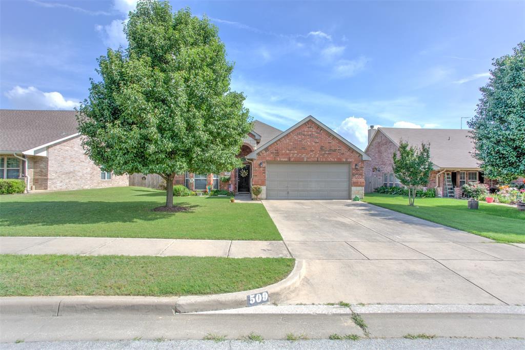 509 Kriston  Drive, Azle, Texas 76020 - Acquisto Real Estate best mckinney realtor hannah ewing stonebridge ranch expert