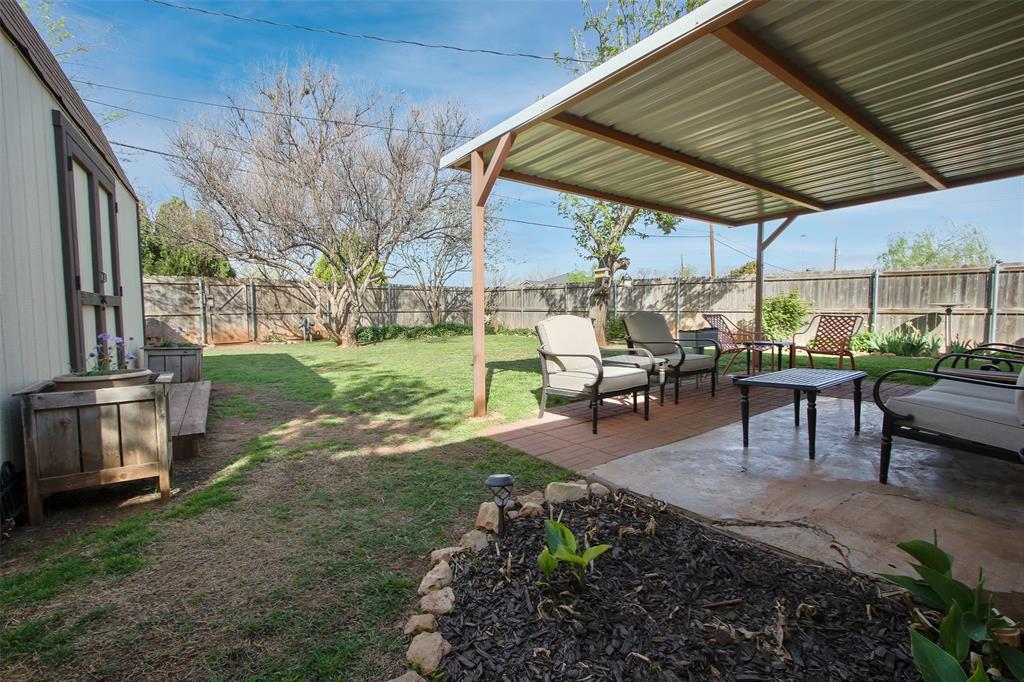 2718 Mimosa  Drive, Abilene, Texas 79603 - acquisto real estate best new home sales realtor linda miller executor real estate