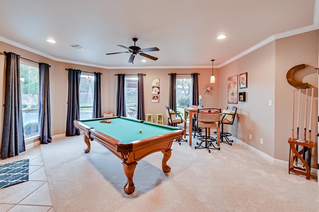 1040 Falcon Creek  Drive, Kennedale, Texas 76060 - acquisto real estate best realtor dfw jody daley liberty high school realtor