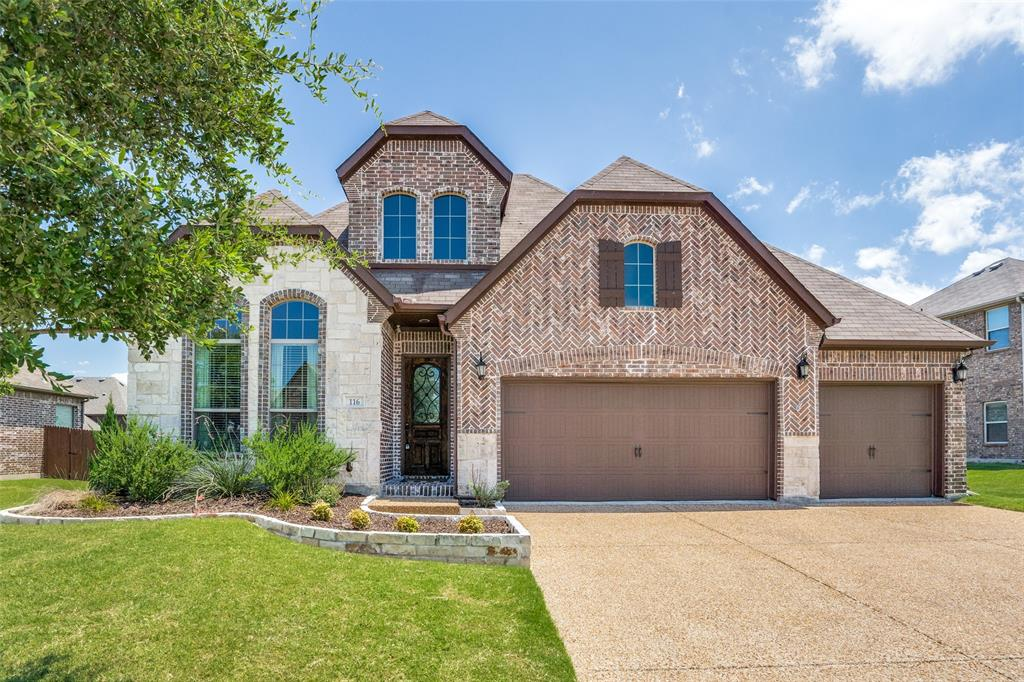 116 Highwood  Avenue, Oak Point, Texas 75068 - Acquisto Real Estate best plano realtor mike Shepherd home owners association expert